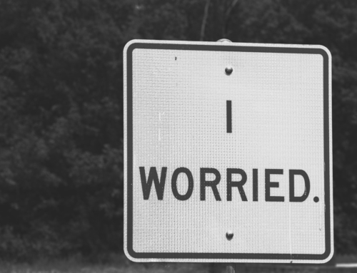 Worry ~ Custom Counselling